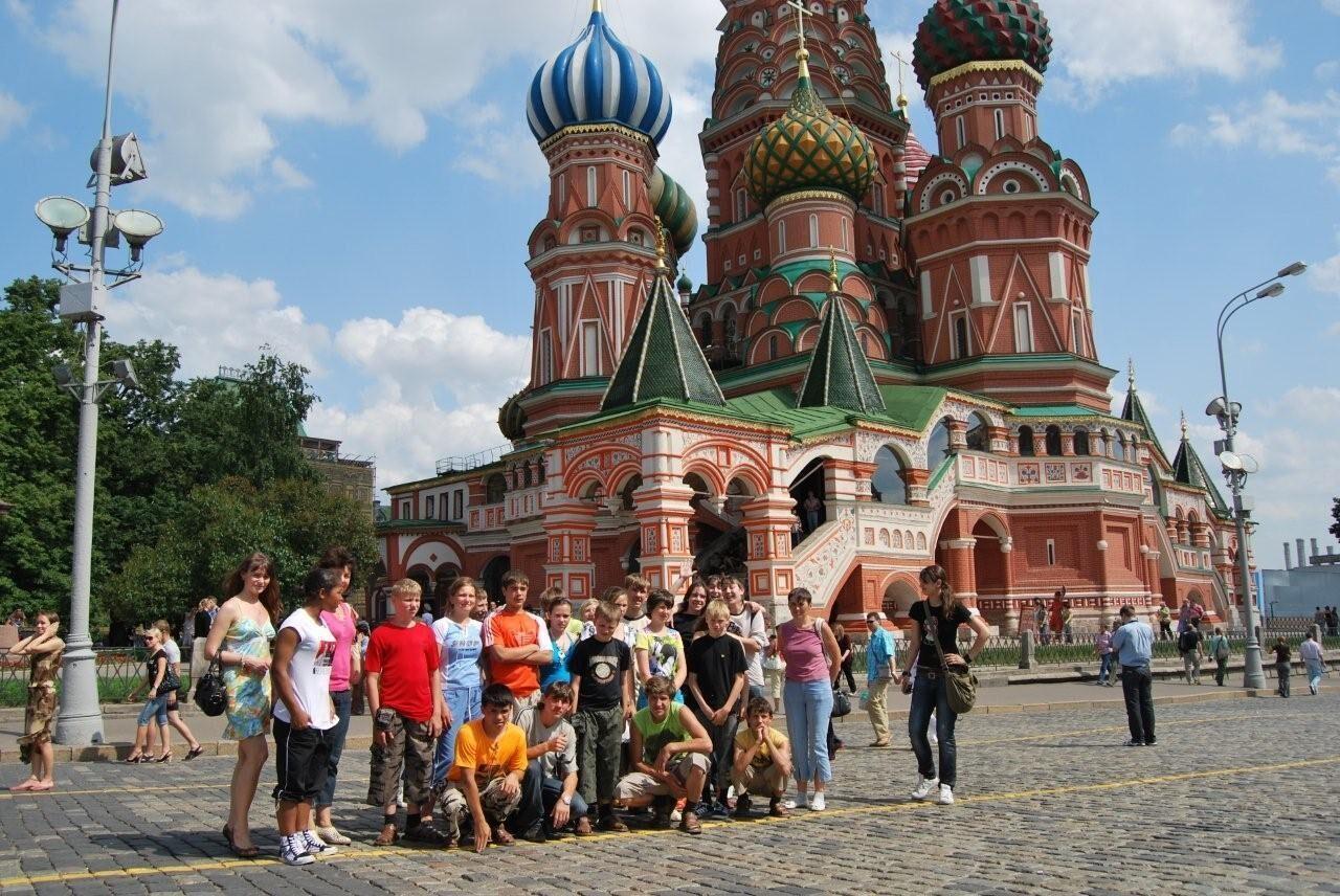 Москву в прошлом году посетили рекордные 16,5 млн туристов
